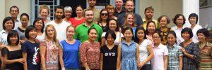 instituteurs et equipe administrative