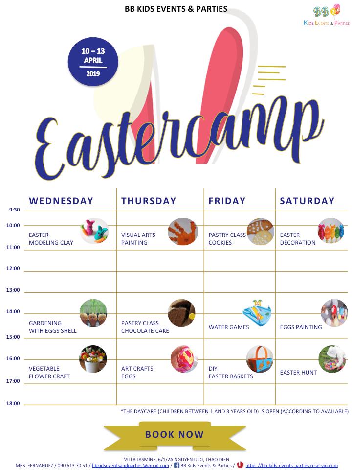 Eastercamp